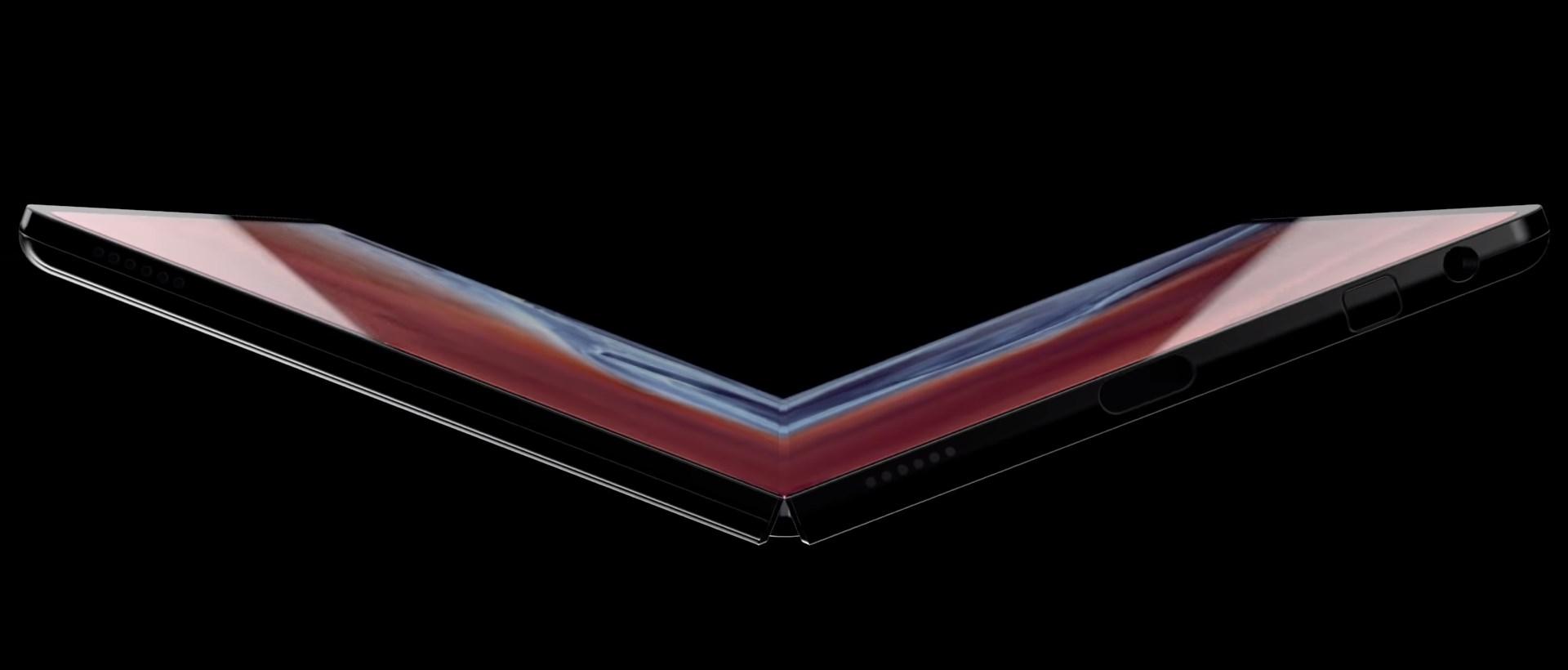 Un concept de Samsung Galaxy Fold 2