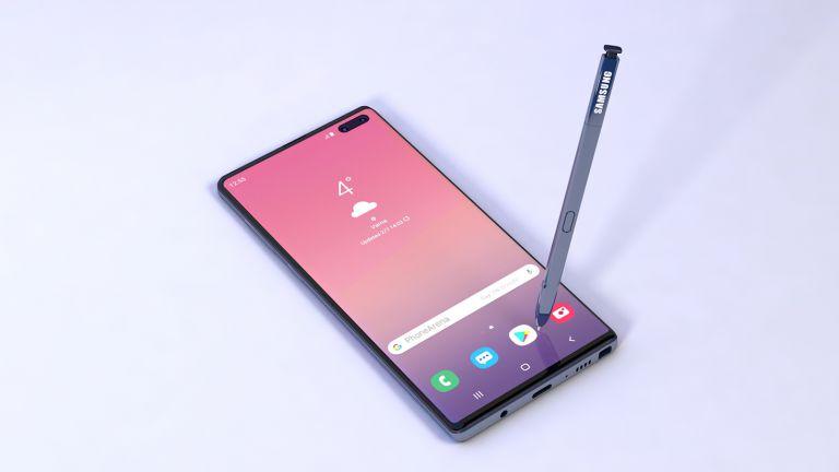 Samsung : une version 5G pour le Galaxy Note 10 ?