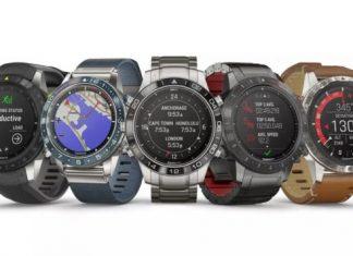 Les nouvelles montres connectées de Garmin