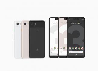 Google Pixel 3 et Pixel 3 XL
