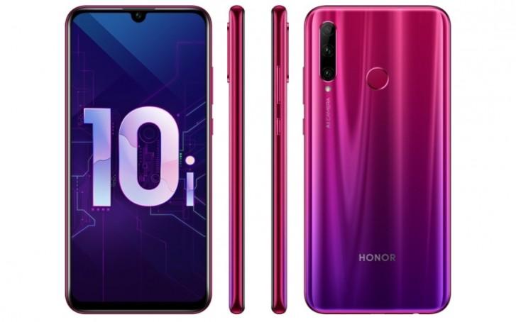 Honor 10i : une version Lite du Honor 10 avec caméra ultra grand-angle