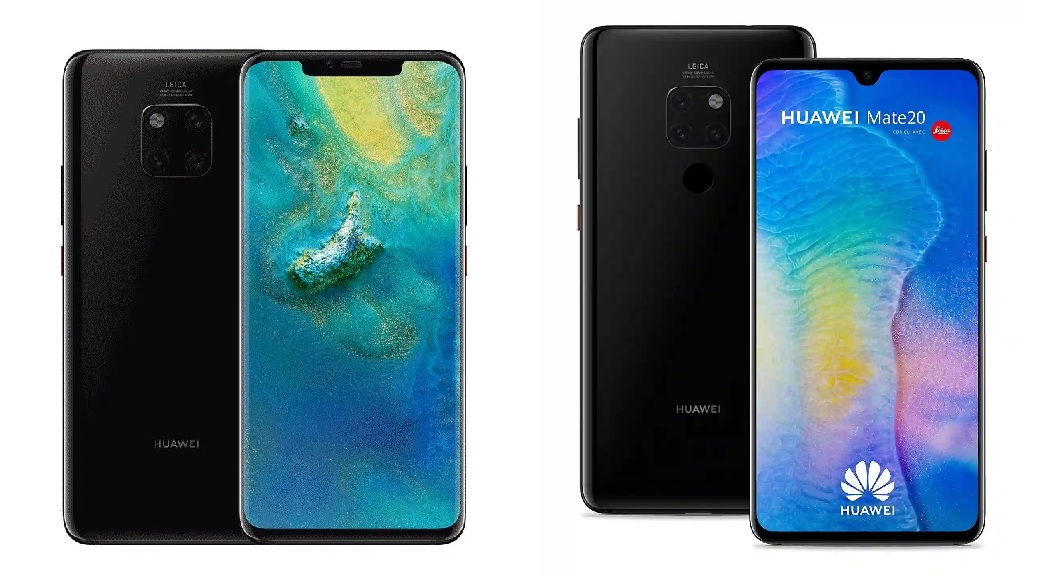 Bon plan : Huawei Mate 20 Pro et Mate 20 en promotion sur Rakuten !