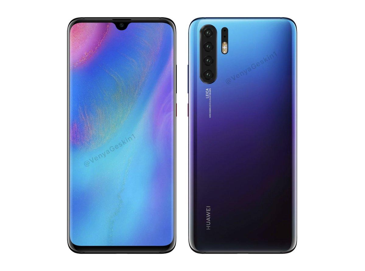 Huawei P30 Pro - Source : Benjamin Geskin