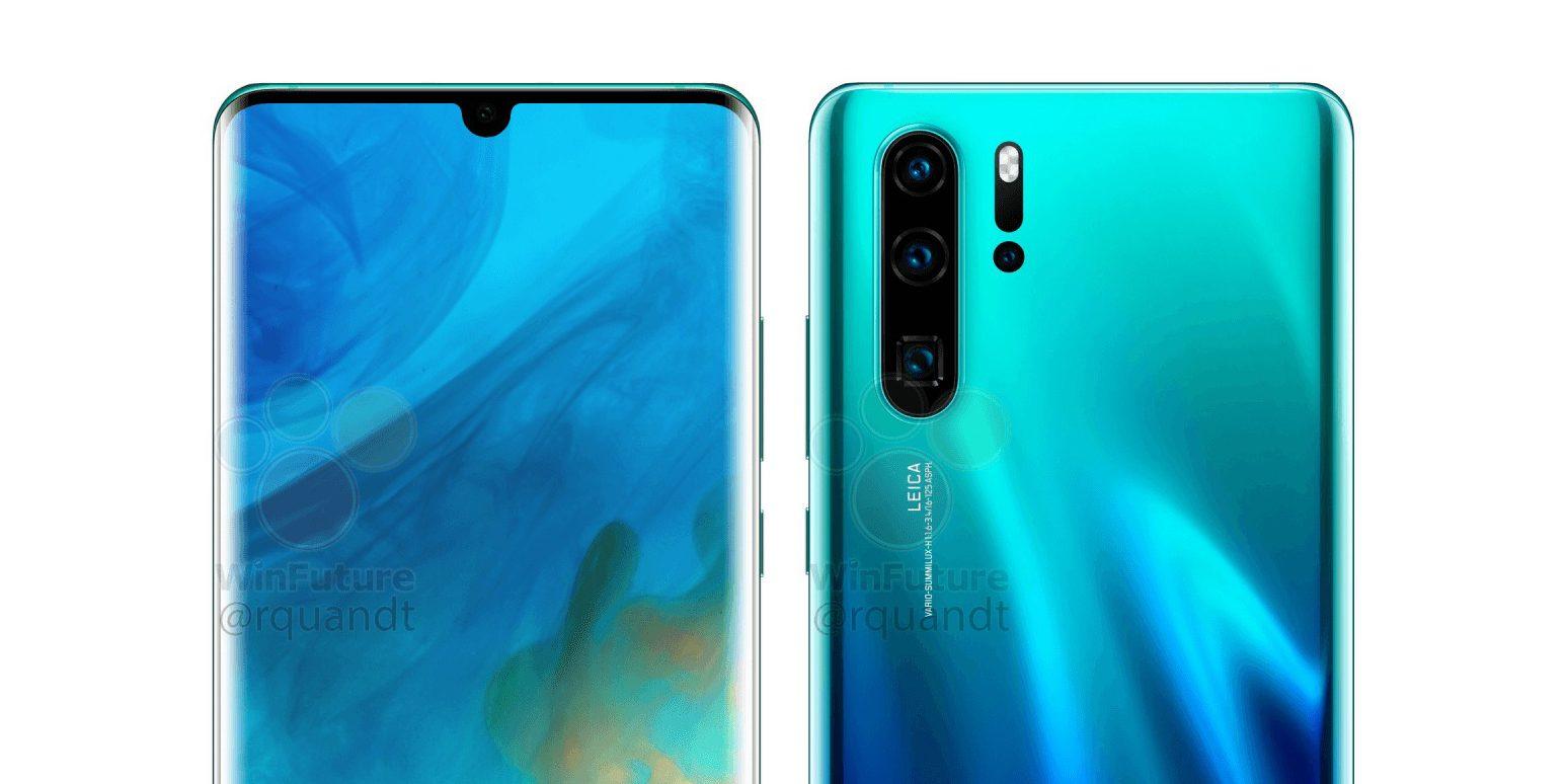 Huawei : de la recharge rapide à 40 W pour le P30 Pro