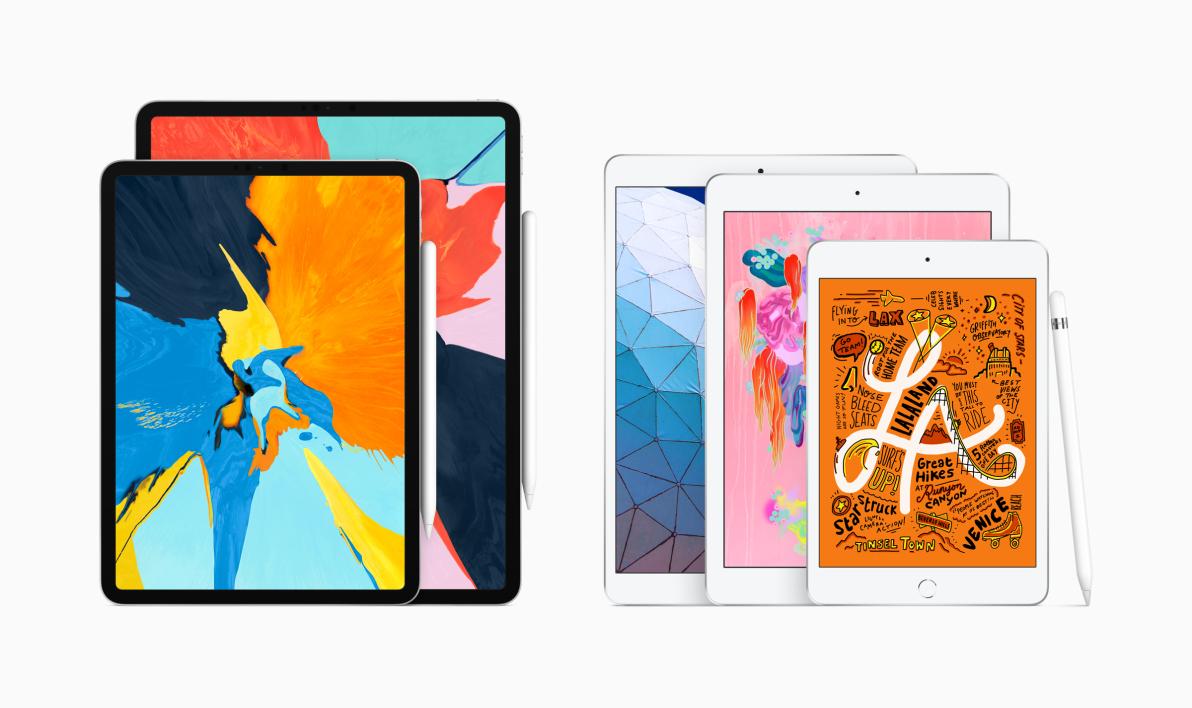 apple nous prend de court avec ses ipad mini 5 et ipad air. Black Bedroom Furniture Sets. Home Design Ideas