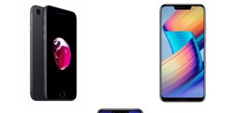 iPhone7, Huawei Mate 20 Lite et Honor Play en promo sur Cdiscount