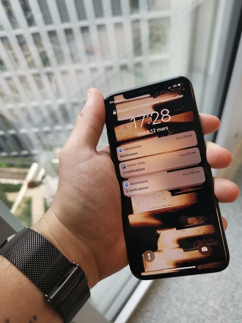 [ TEST ] iPhone XS : toujours d'actualité en 2019 ?