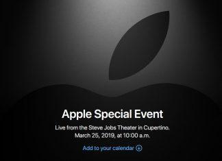 Ne ratez pas a keynote d'Apple !