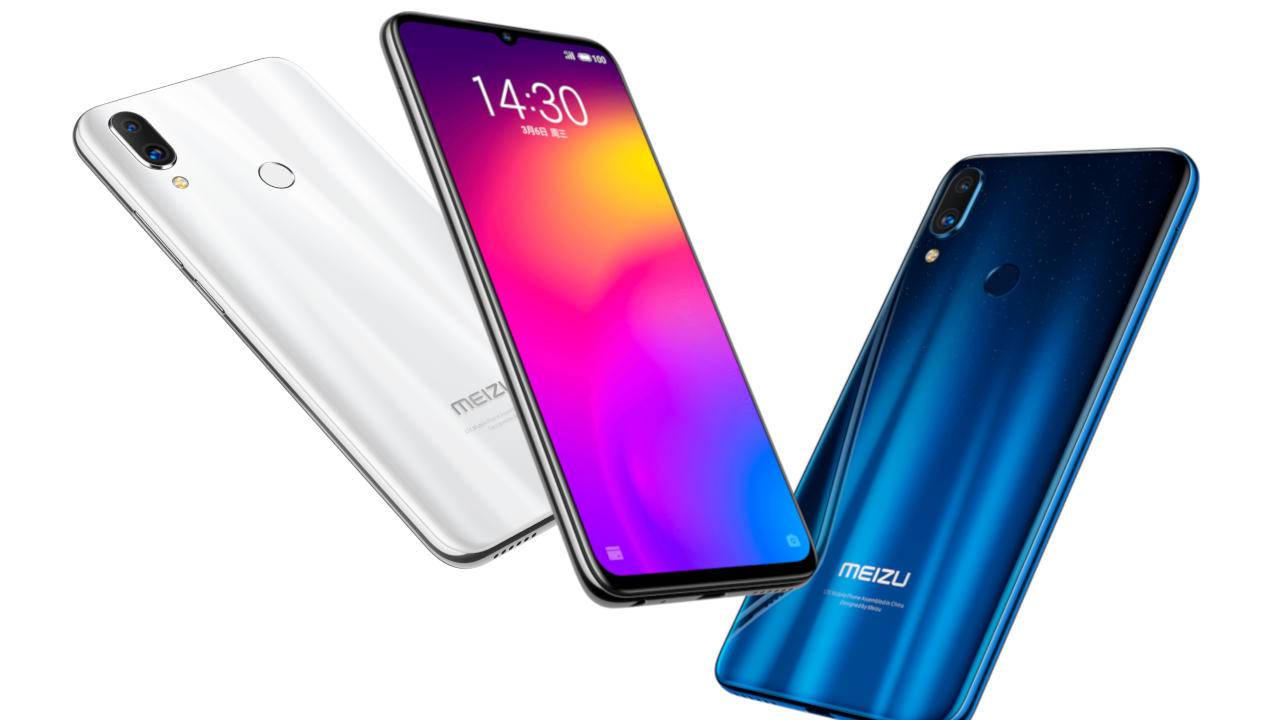 Meizu officialise le Meizu Note 9 doté d'un capteur de 48 mégapixels