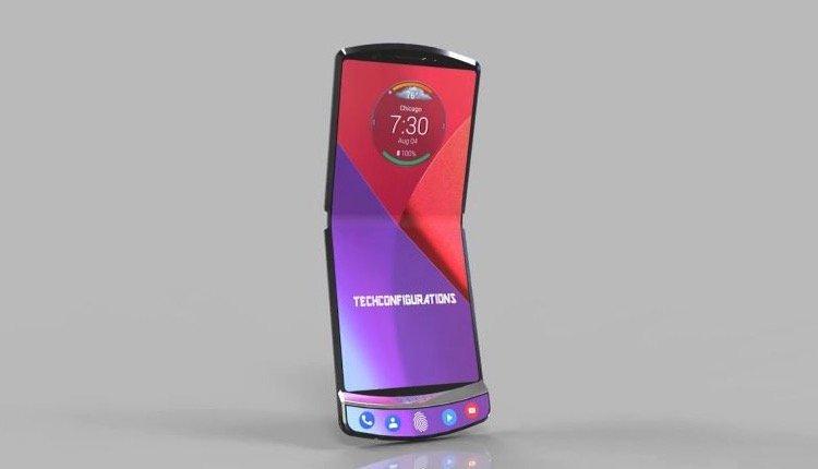 Une partie de la fiche technique du smartphone pliable de Motorola a fuité