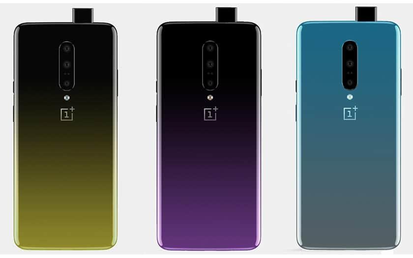 Le OnePlus 7 pourrait ressembler à ça