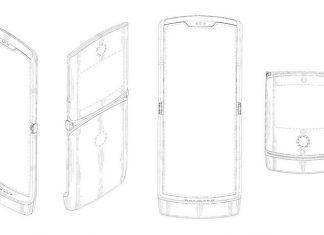 Le smartphone pliable de Motorola pourrait ressembler à ça
