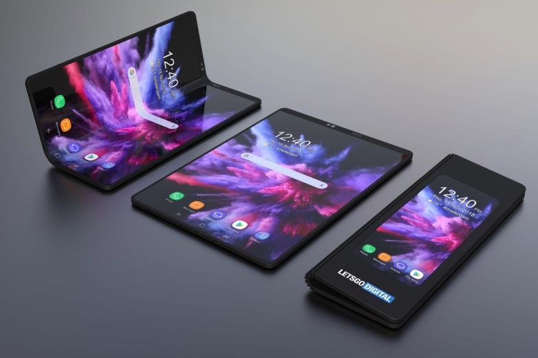 Smartphone pliable : Samsung préparerait déjà deux autres modèles