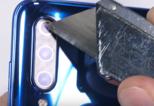 Jerry Rig Everything teste la durabilité du Xiaomi Mi 9