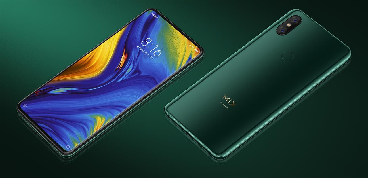 Comparatif des plus beaux smartphones sans encoche