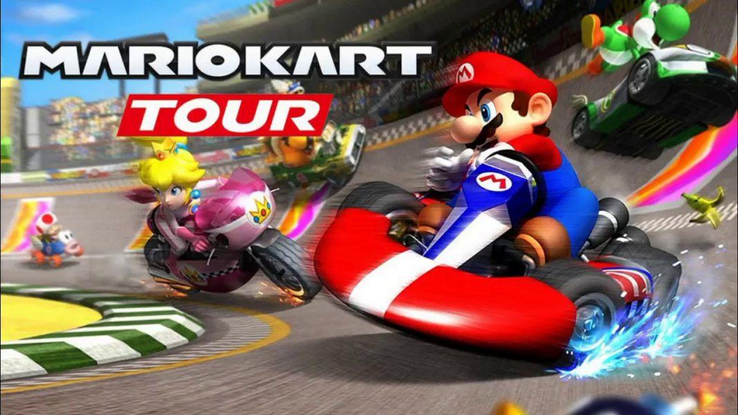 Le jeu Mario Kart Tour sera disponible sur Android