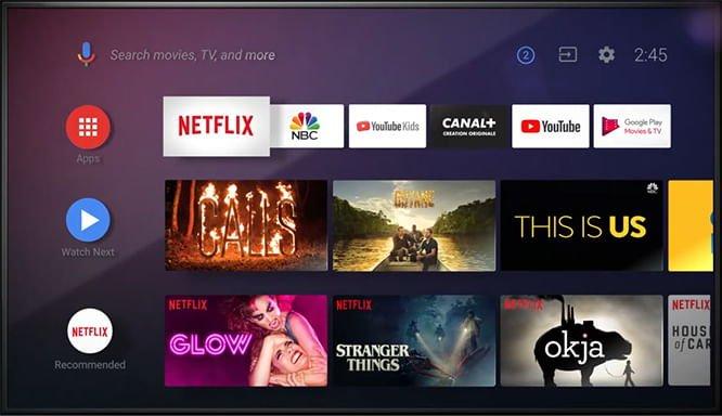 Les publicités débarquent également sur Android TV