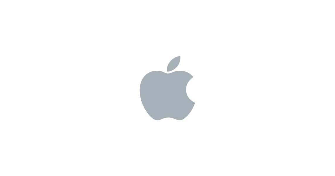 apple logo 1143x600 - Apple s'est fait extorquer près d'un million de dollars