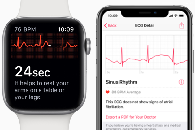 Les iPhone et Apple Watch pourraient bientôt analyser votre odeur corporelle