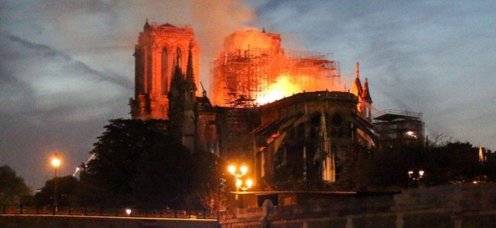 Apple fera un don pour reconstruire Notre-Dame de Paris