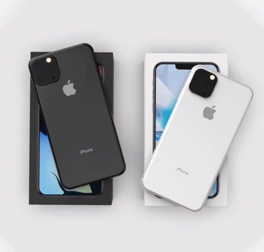 L'iPhone 11 va-t-il ressembler à ça ?