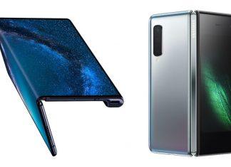 Le Huawei Mate X : une marque à l'écran, comme le Galaxy Fold ?