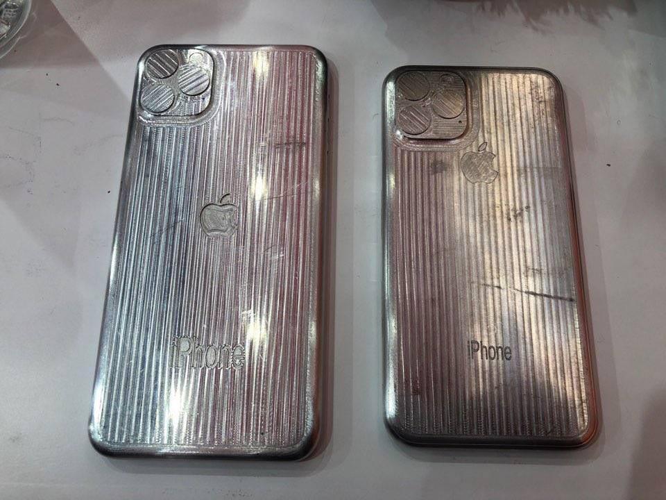 iPhone 2019 : des gabarits finals révèlent leur design