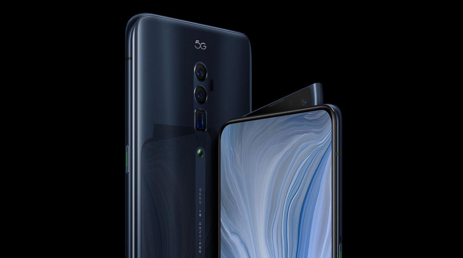 Le Oppo Reno 5G est officiel, mais ne sera pas encore disponible en France