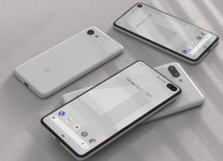 Un concept des Google Pixel 4 et Pixel 4 XL - Source : PhoneDesigner