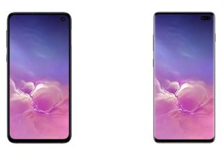 Samsung Galaxy S10e et Galaxy S10 Plus