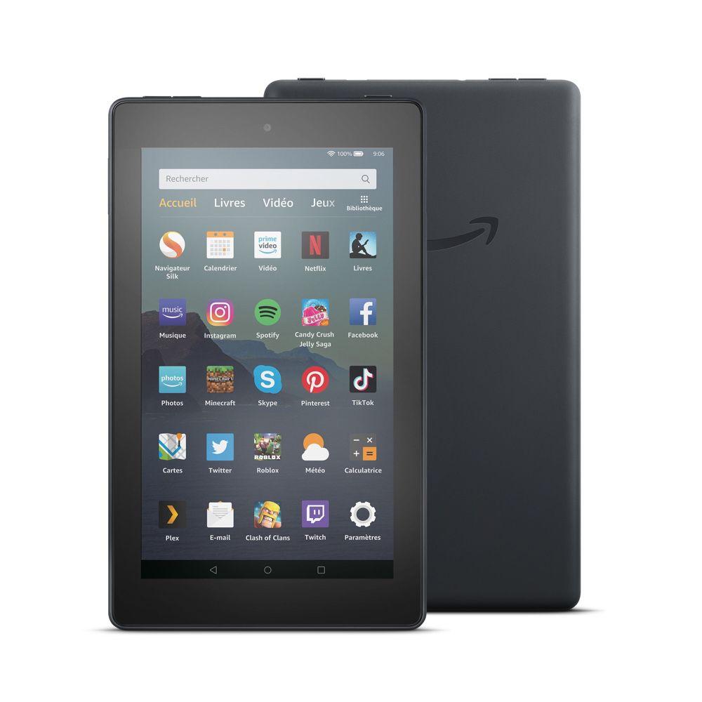 Le point sur la tablette Amazon Fire 7, la tablette Amazon à 70 euros