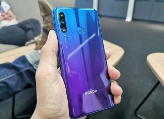 Test Honor 20 Lite