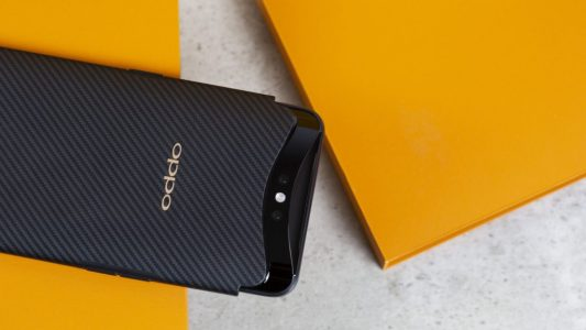 Oppo lancerait l'Oppo Find X 2