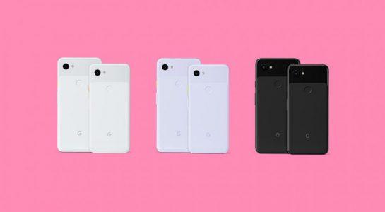 Google Pixel 3a et 3a XL : les visuels marketing révélés