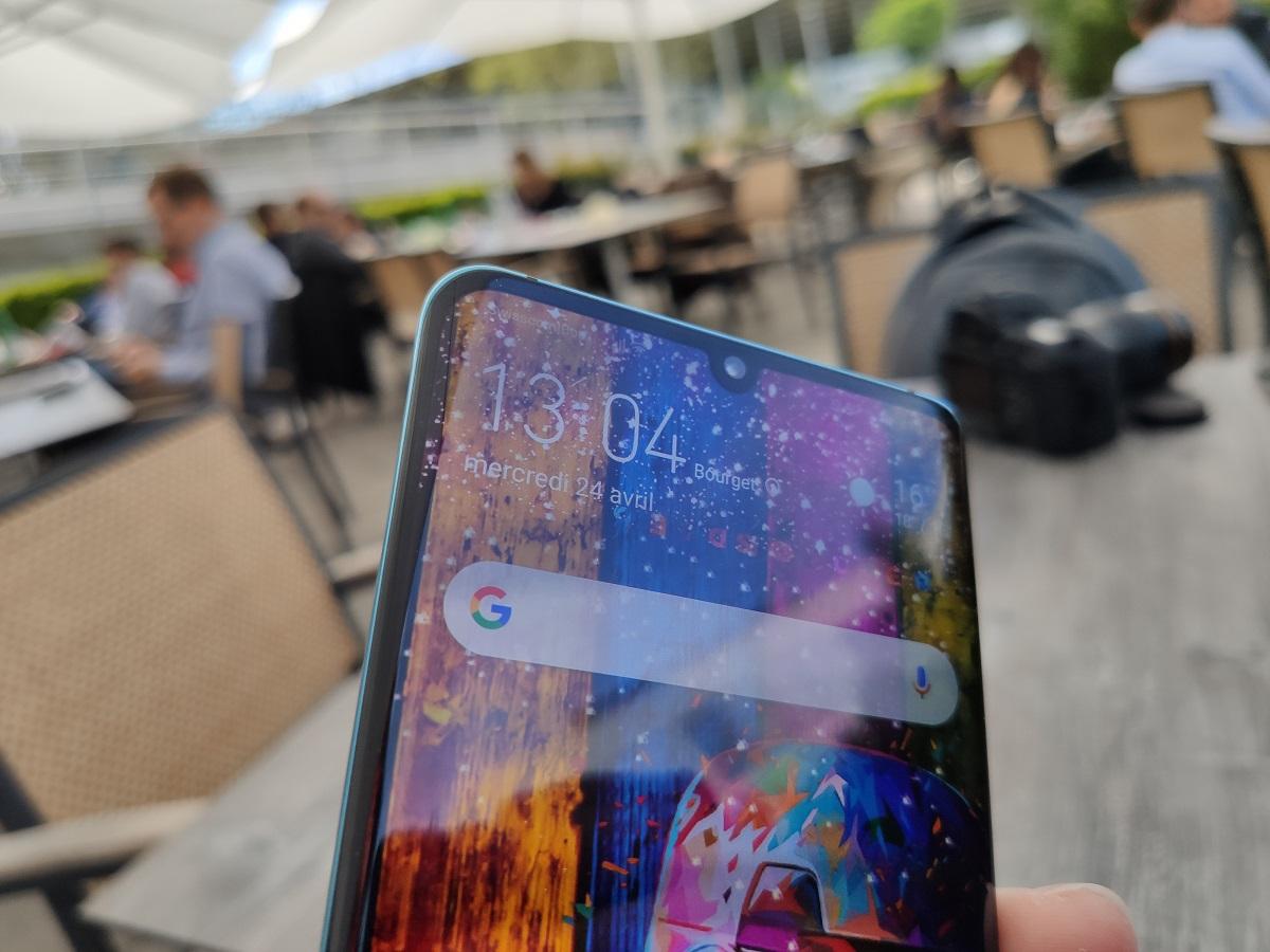 Huawei P30 Pro est équipé de seulement 0,9 % de composants américains
