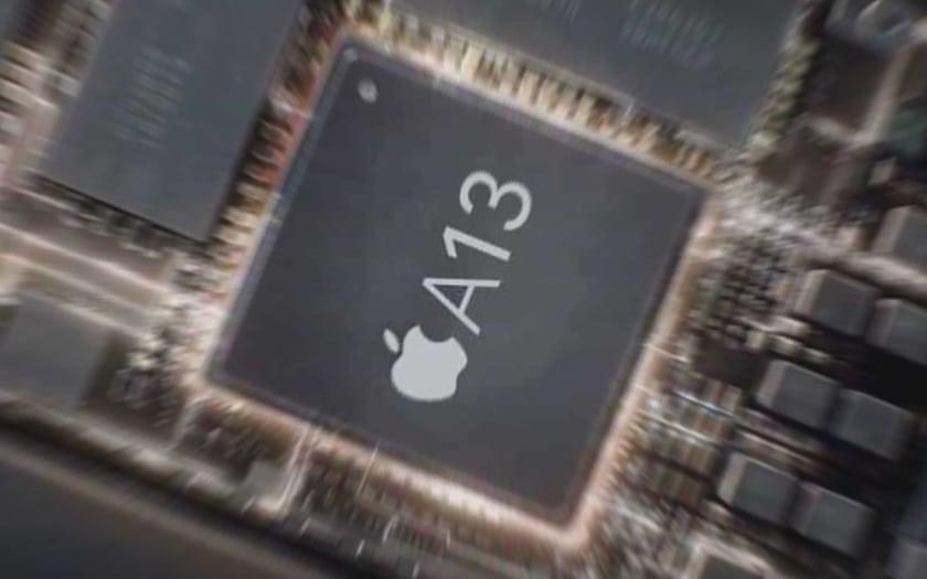 iPhone 11 : la production du processeur A13 aurait commencé