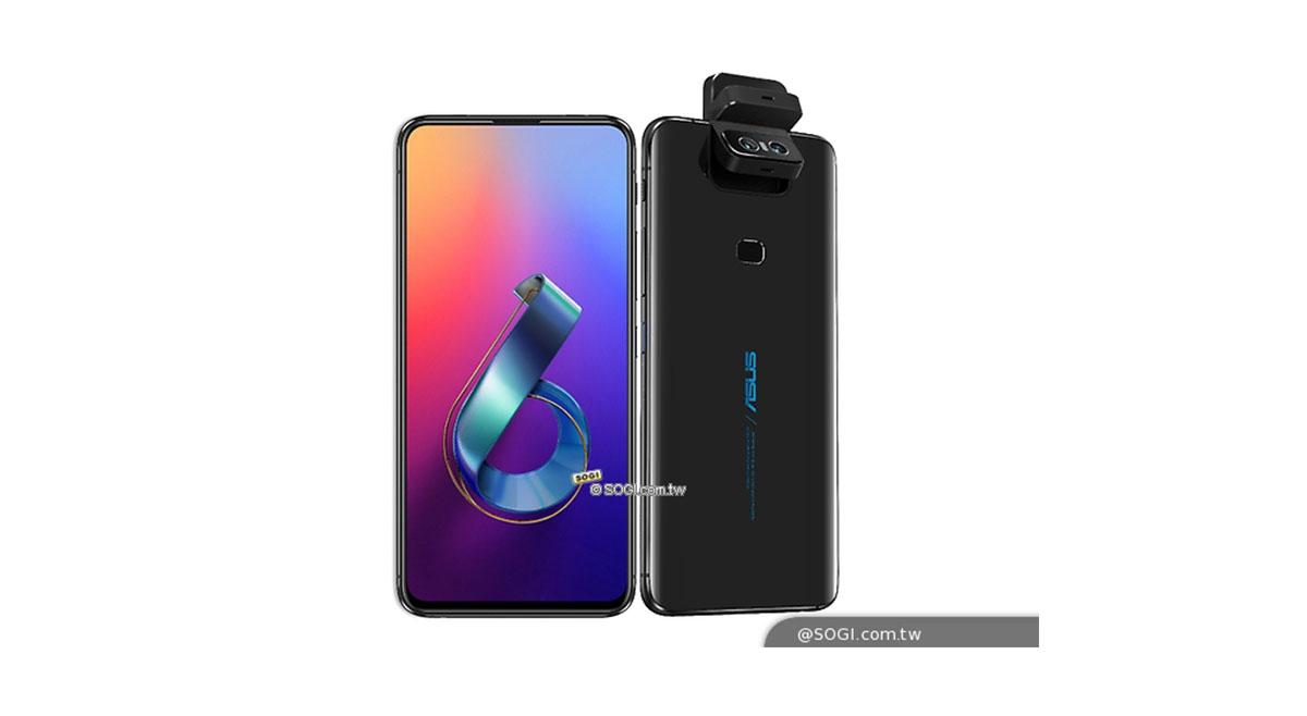 Asus Zenfone 6 : le smartphone fuite sur internet et dévoile un double capteur photo rotatif