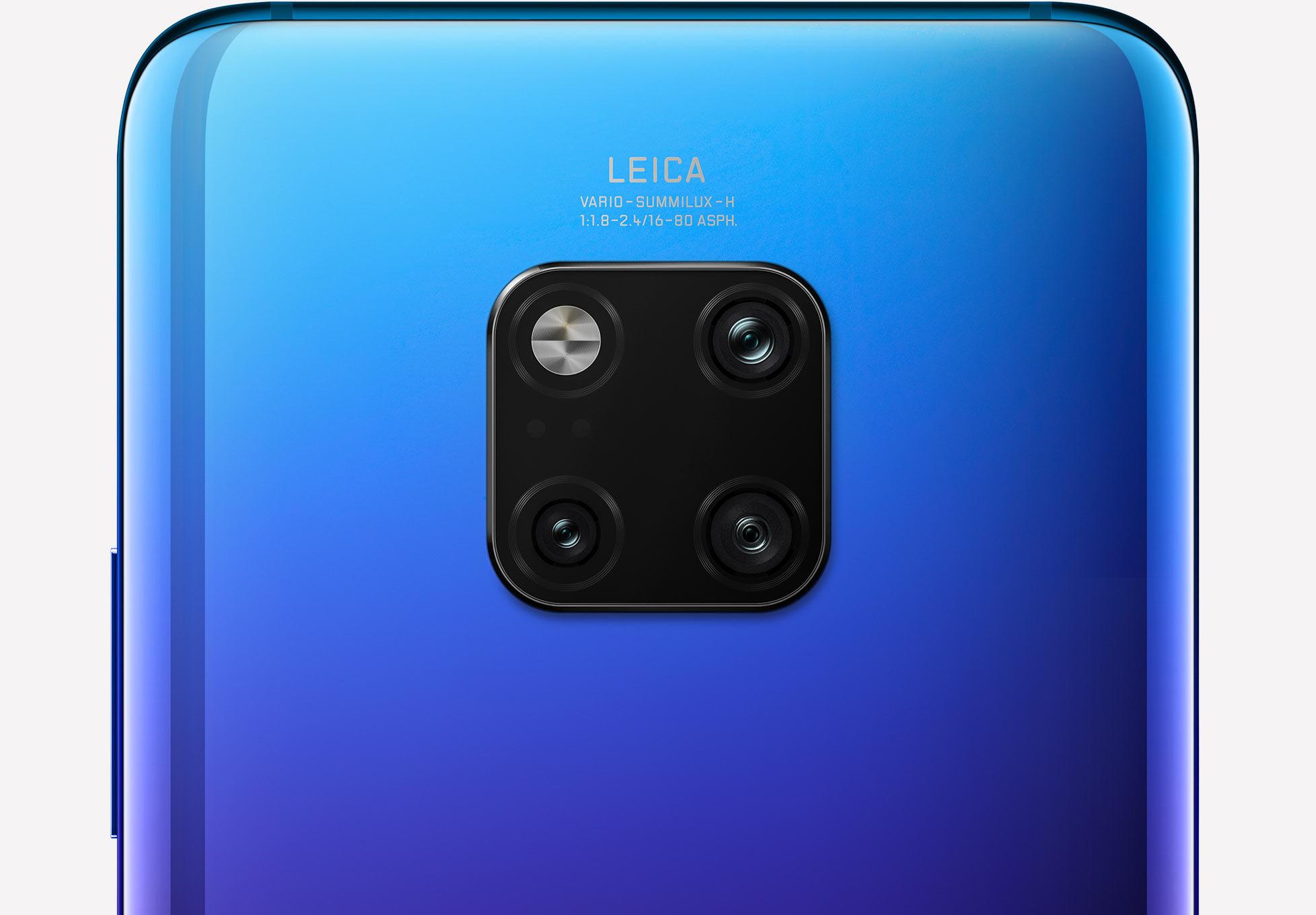Huawei Mate 30 Pro : fuite des premières caractéristiques