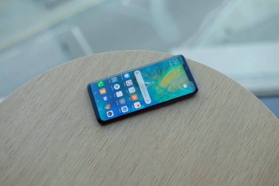 Android 10 Huawei Mate 20 Pro