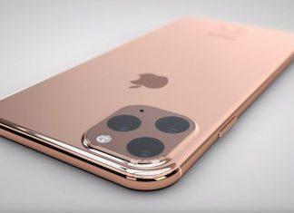 Concept d'iPhone 11