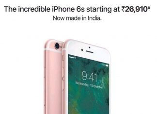 Apple mise sur l'iPhone 6S en Chine !