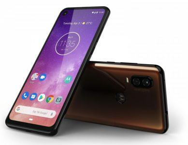 Le Motorola One vision débarque en France, c'est officiel !