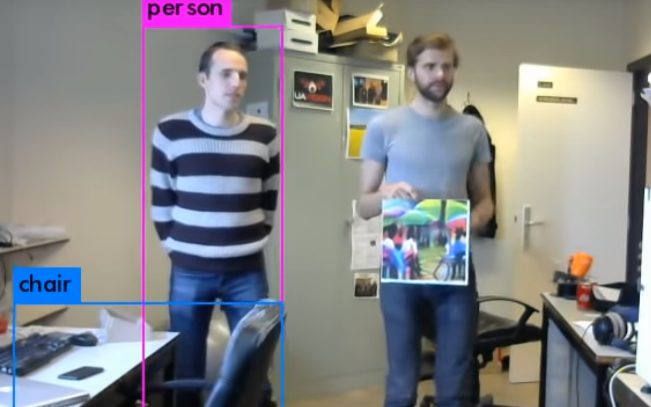 Reconnaissance faciale : ce patch coloré vous évite d'être identifié par des IA