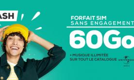 Bon Plan : La Poste Mobile lance un forfait à 60 Go pour 9.99€ au lieu de 18.99€