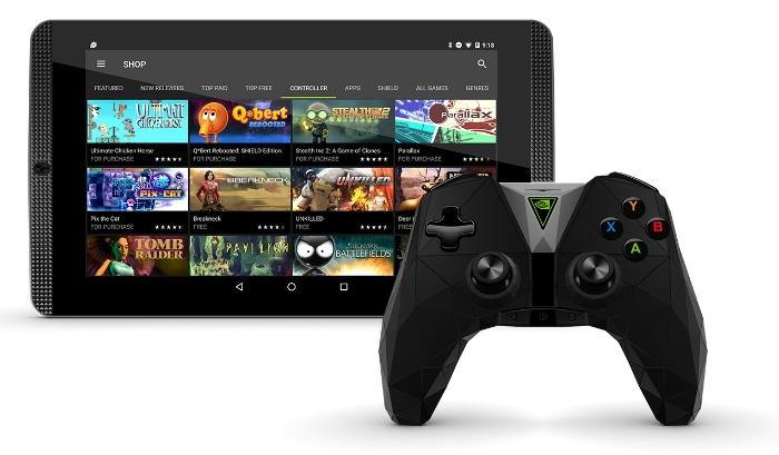 Nvidia Shield Tablet : une version XXL serait dans les coulisses