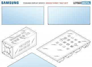 tablette Samsung pliable