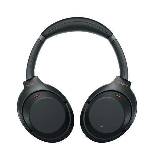 Casque Bluetooth a reduction de bruit Sony WH 1000XM3 Noir - Black Friday : les premières offres sur le site de la Fnac