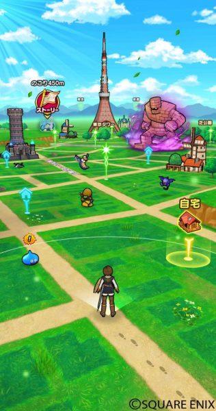 Dragon Quest Walk 1