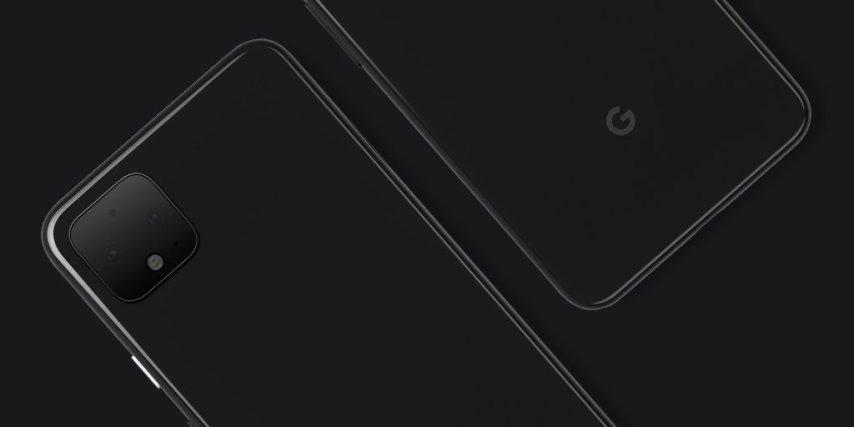 Google Pixel 4 : le design officialisé par Google