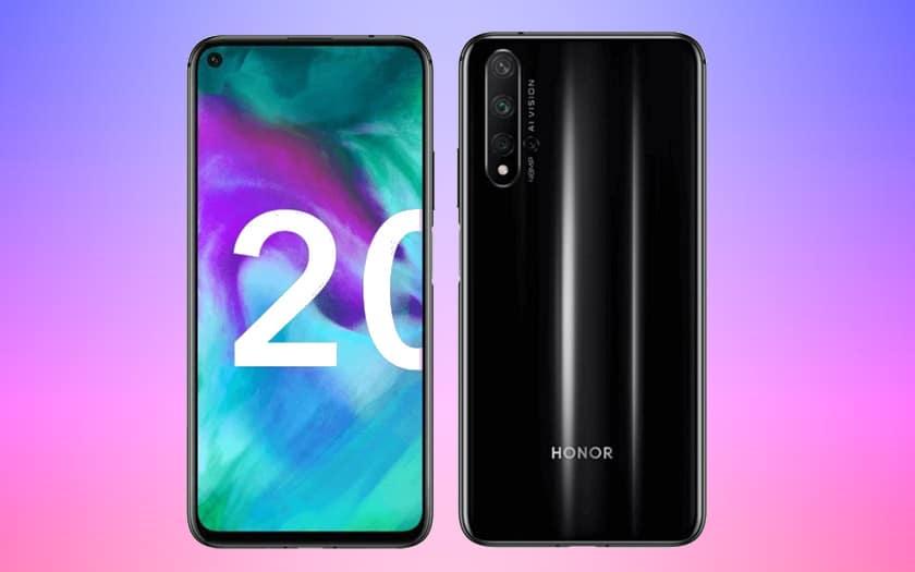 Honor 20 1 - Découvrez finalement la date de sortie officielle du Honor 20